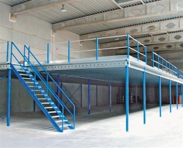 Etagevloeren en platform archieven hagisto systemen - Ruimtebesparende mezzanine ...
