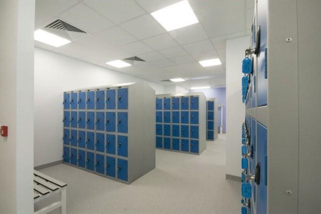 Speciale lockerkasten en vakkenkasten archieven hagisto systemen - Grote kleedkamer ...